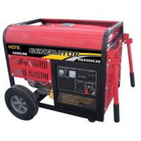 air-cooling gasoline generator Manufactures