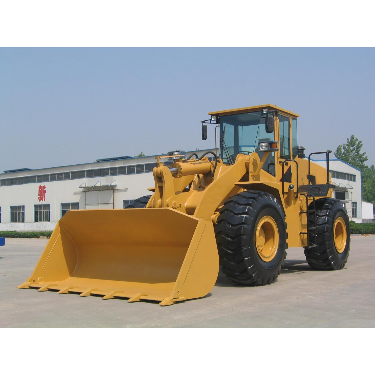 CONSTRUCTION MACHINERY WHEEL LOADER WL50 Manufactures