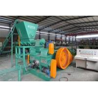 China Complete Mechanical Stamping Briquette Line on sale