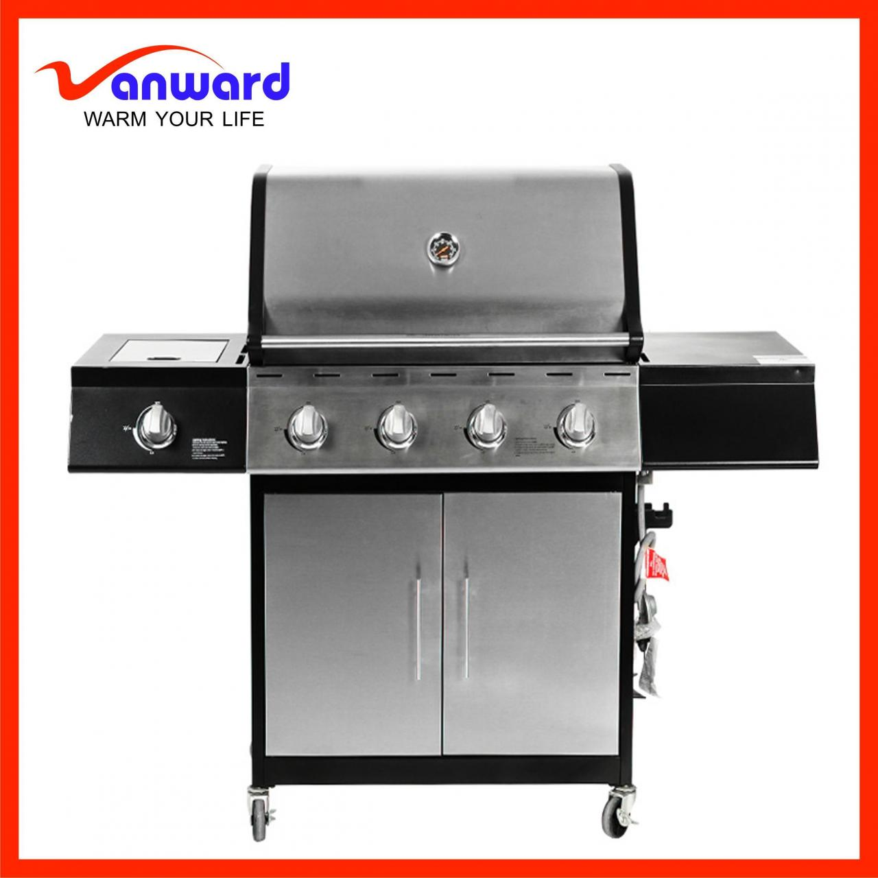 2 Burners Manufactures