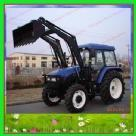 55hp Farm Tractors with Front Loader Manufactures