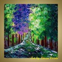 ART CURRENTLY AVAILABLE MAGICAL FOREST Manufactures