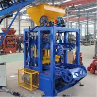 Buy cheap New Building Construction Material Block Machine Q... from wholesalers