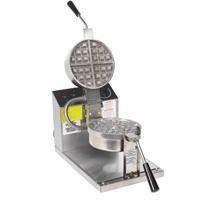 Quality Belgian Waffles 7 1/4 inch Round Belgian Waffle Baker 5021 for sale