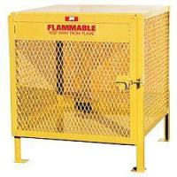 Verticial Propane Tank Storage Cabinet Manufactures