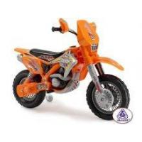 Kids Power Wheel Cars Injusa Motocross Thunder Max VX 12v Battery Powered Ride On Cars [Inj-6811] Manufactures