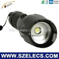 AAA battery Flashlight for outdoor safety working Lamp Cree LED Manufactures
