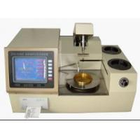 China GD-3536D Automatic Flash Point Tester on sale