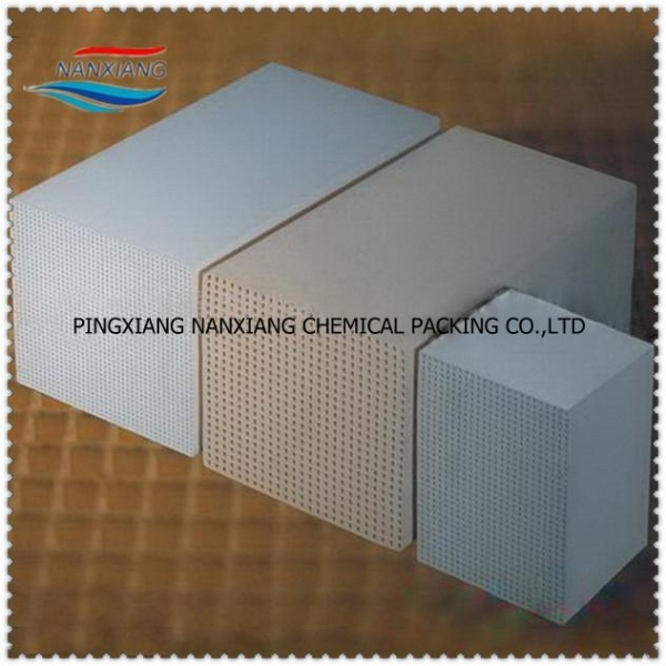 Quality Honeycomb Ceramic for RTO for sale