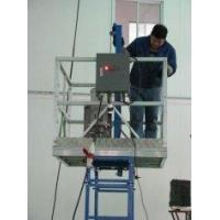 China 7.84KN Elevators Installation Platform with Speed YEJ100L-4 Motor on sale