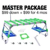 Benchmark Masters Package - Installment Payments