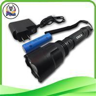 HIgh power cree led flashlight 3w Manufactures