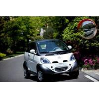 China White 2 Door CVT Electric Car Aluminum Rim 7.5kw With 72v AC on sale
