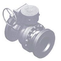Buy cheap Cast steel necking fixed ball valve from wholesalers