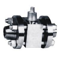 Buy cheap High pressure forged steel ball valve from wholesalers