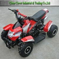 6 inch Big Wheel ATV 49CC Motor Quad Bike with Bull Bar Manufactures