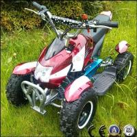 New Designe 6 inch Big Wheel ATV 49cc Quads Motorbike Manufacturer Manufactures