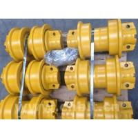 High quality shantui SD16 bulldozer single/double flange track roller 16y-40-09000/16y-40-10000 Manufactures