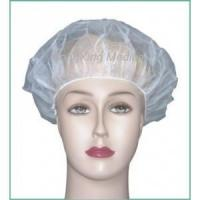 Buy cheap Nonwoven products Round cap from wholesalers