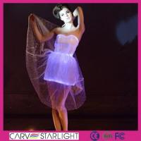 Buy cheap YQ-42 glow in the dark party dresses from wholesalers
