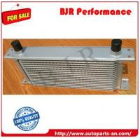 Universal Silver Transmission British Mocal Style Oil Cooler Manufactures