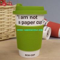 Buy cheap silicone cup sleeve from wholesalers