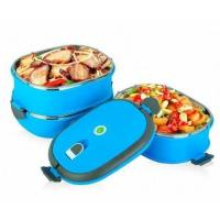 Buy cheap Kitchenware Stainless Steel Sealed Thermal Insulation Lunch Box ItemNo.: KC38071 from wholesalers