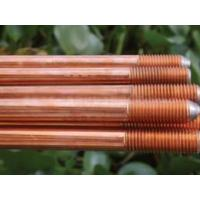 China Copper-bonded Steel Ground Rod on sale
