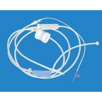 Infusion set with Micro flow regulator SIV-03 Manufactures