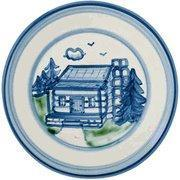 Hadley Pottery Hadley Log Cabin Pottery Pattern Manufactures
