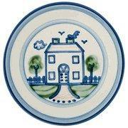 Hadley Pottery Hadley House Pattern 16pc Manufactures