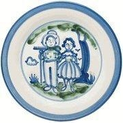 Quality Hadley Pottery Hadley Farmer Wife Pottery Pattern for sale