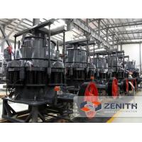 Crushing Equipment S Series Cone Crusher Manufactures