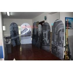 China 3D lenticular products Large size 3d lenticular decorative pictures