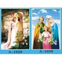 Buy cheap 3D lenticular products 3d religious pictures from wholesalers