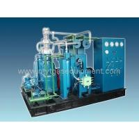 China ZW-0.1/(30-70)-210 Natural Gas Compressor for Small CNG Daughter Station on sale