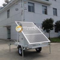 >Simple Style Solar Light Tower Manufactures