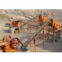 Stone Crushing / crusher Production Line Manufactures