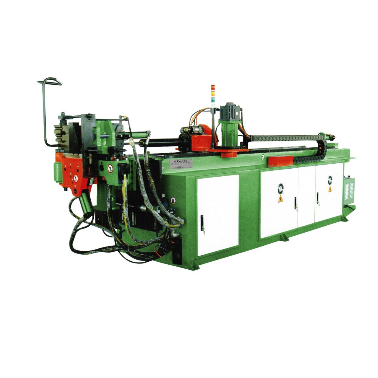 CNC pipe bending machine LDW-38CNC-5A-3S Manufactures