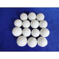 Buy cheap Pineapple shape alumina ceramic ball from wholesalers