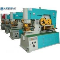 Q35Y-40 Multifunctional hydraulic Ironworker Manufactures