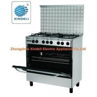 China Pulse Ignition Gas Stove with Oven( 600x600 ) on sale
