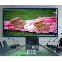China Full color of Indoor LED display screens PH7.62 on sale