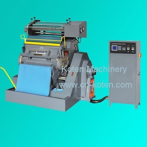 Quality Die Cutting Machines Model No.TYMQ Series for sale