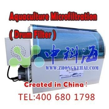 Quality Aquaculture Microfiltration ( Drum Filter ) 2012 Style for sale