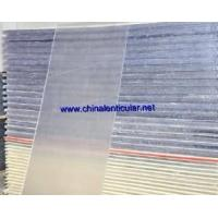 Quality 32 lpi lenticular lens materials,PS lenticular board,lenticu for sale