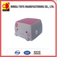 PU Stress Toys New items pu Small tofu toy Manufactures