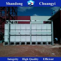 GRP Assembled Water Tank For Drinking/ Irrigation/Firfighting Manufactures