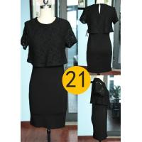 Spring women's fashion pullover dress latest lace dress for lady casual dress sexy summer dress Manufactures