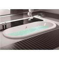 China Drop In Tubs Oval Soaking Tub MEC3120 on sale